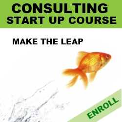 Consulting Start-up Course - Become a Consultant