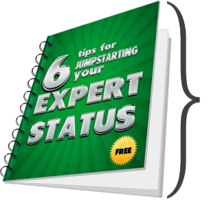 Six tips for jumpstarting your expert status