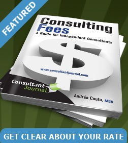 Learn to set consulting fees