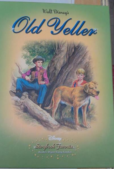 Old yeller book report