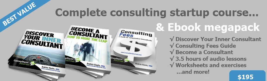 Consulting Course - Become a Consultant - Learn to Consult