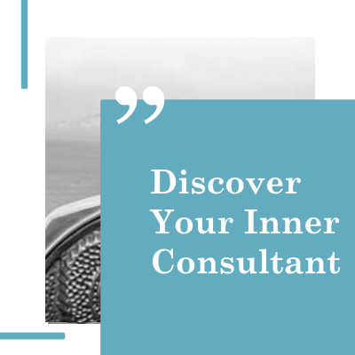 Discover Your Inner Consultant - uncover the business that fits YOU
