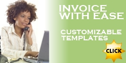 Sample consulting invoice templates